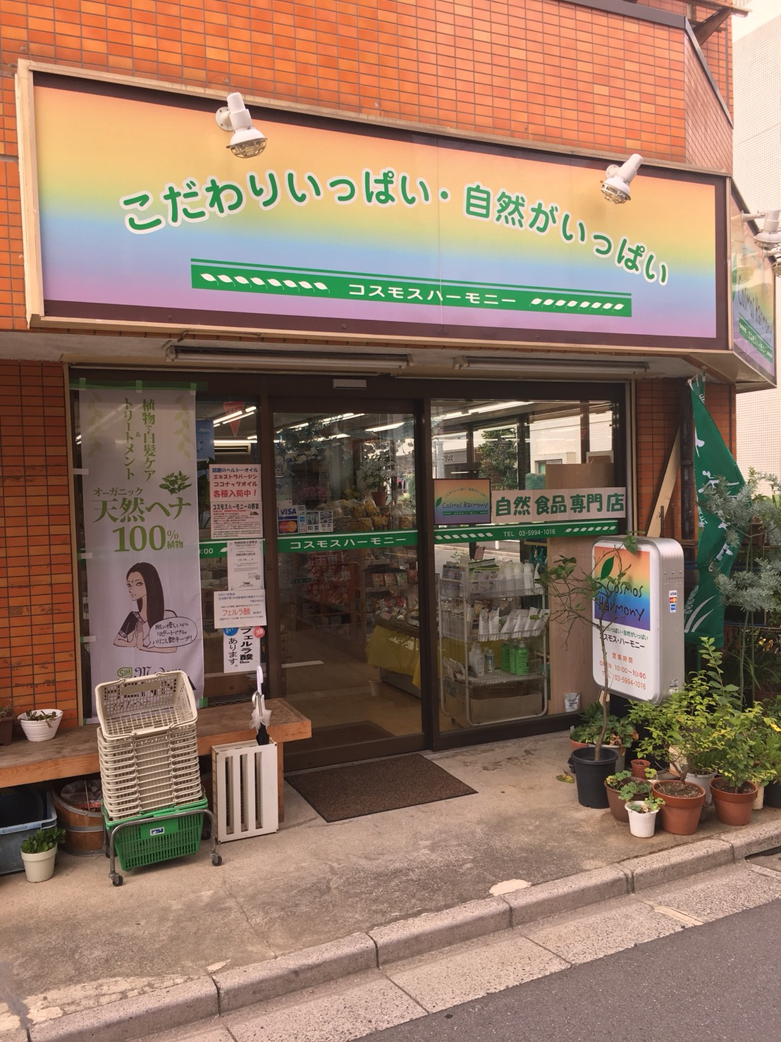 コスモスハーモニー志村店